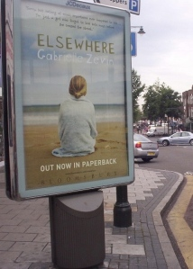 In 2006, there were posters throughout the UK to promote the release of the British paperback.
