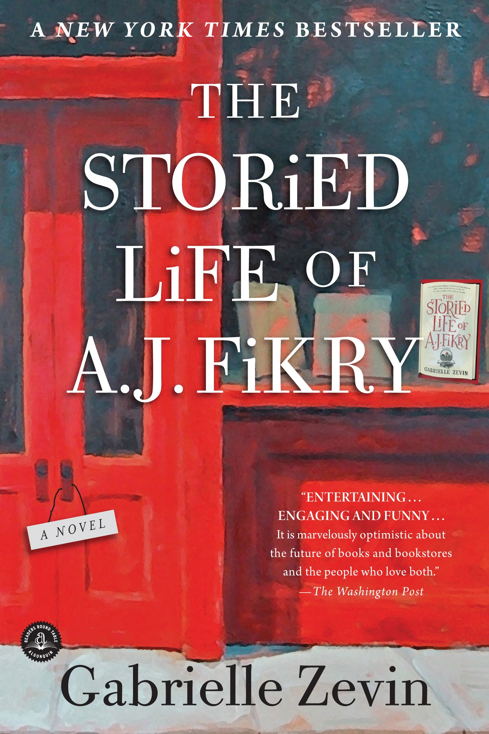 Image result for the storied life of a. j. fikry