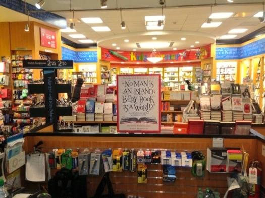 hudson bookstores fikry